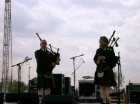 Bagpipe Players, Colin Chalmers &amp